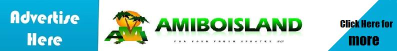 AMIBO ISLAND - Nigeria's No. 1 Gossip Blog
